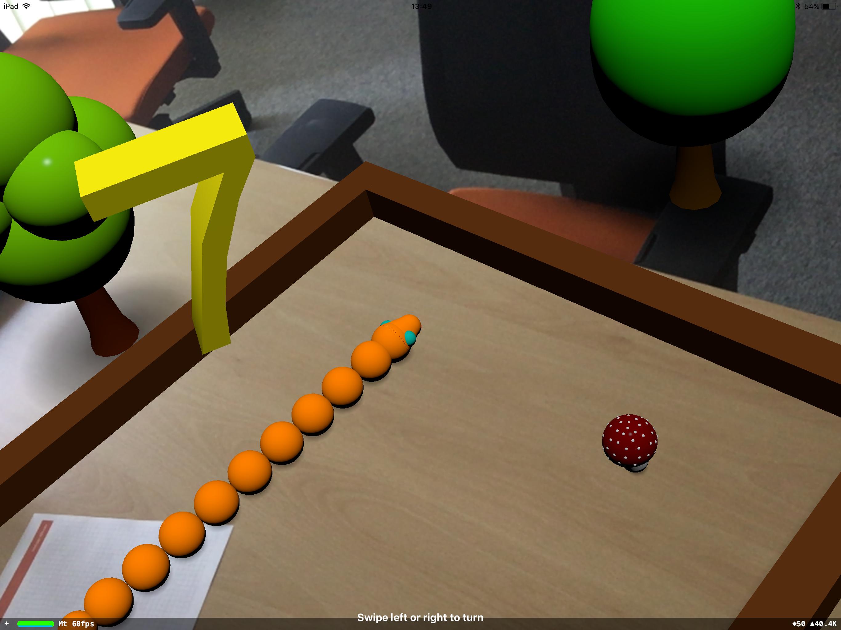 Swipe Animation Swift