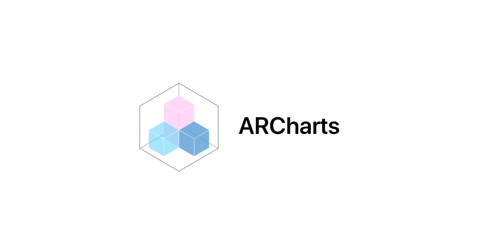 Lovely Augmented Reality Charts for iOS Built with ARKit