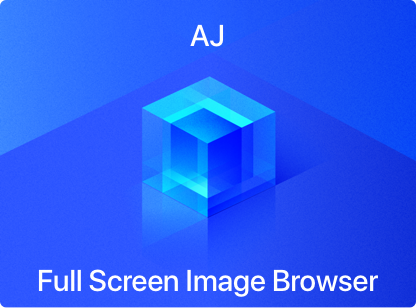 High Performance Full Screen Image and Video browser in iOS