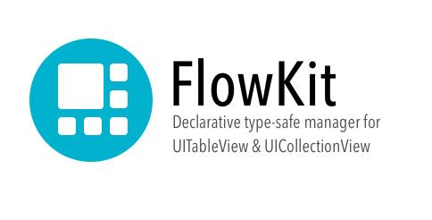 Declarative type-safe manager for UITableView & UICollectionView