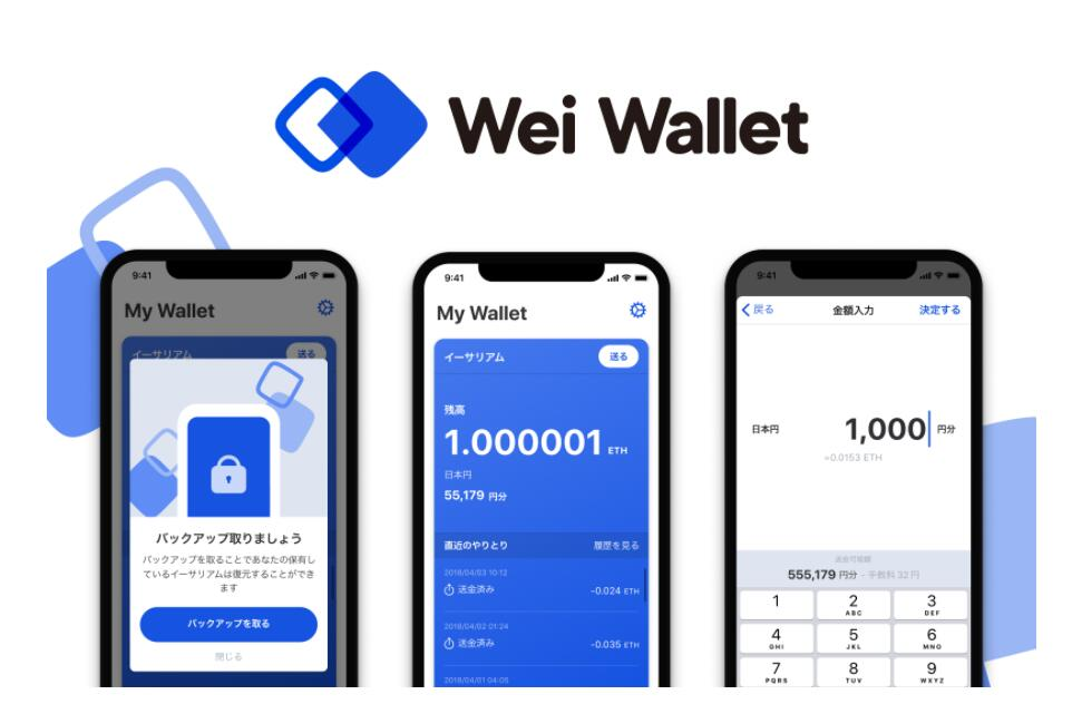 An open source Ethereum wallet for iOS