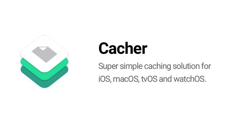 Super simple caching solution for iOS