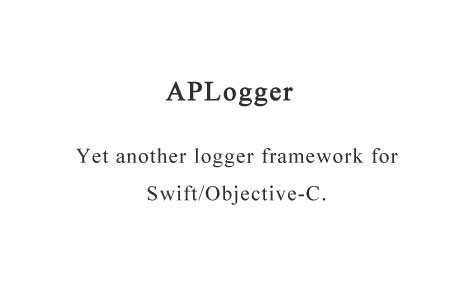 Yet another logger framework for Swift/Objective-C