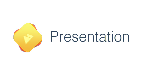 Presentation helps you to make tutorials, release notes and animated pages