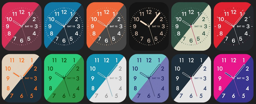 SpriteKit-based faux analog watch face example for watchOS