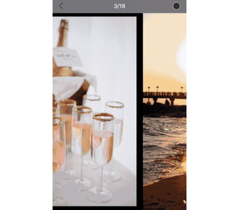 A Photo Gallery / Browser / Viewer for iOS written in Swift