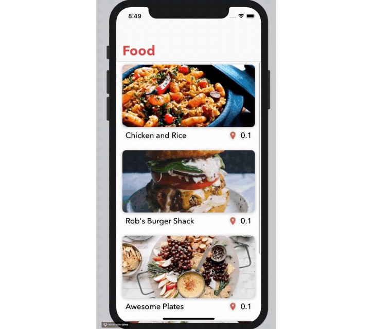 Build A Restaurant Viewing App in Swift 4