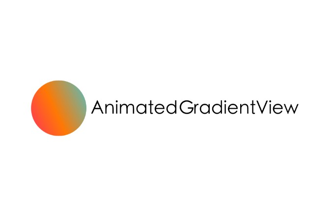 Powerful gradient animations made simple for iOS