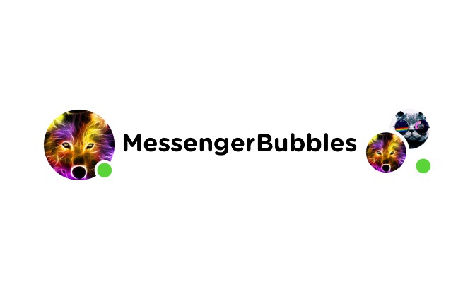 Create ImageView for User or Group like Messenger app