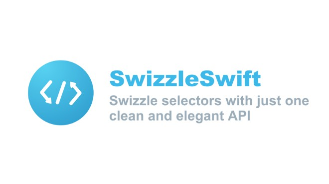Swizzle selectors with just one clean and elegant API