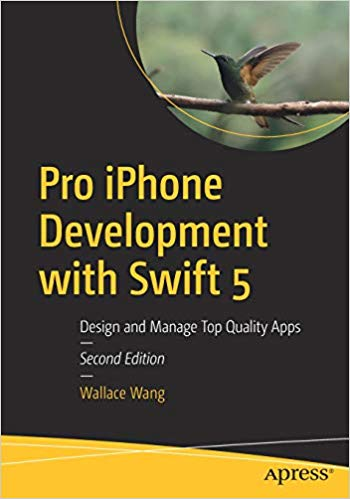 Pro-iPhone-Development-with-Swift-5
