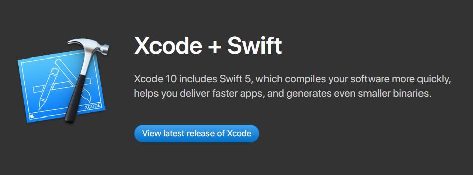Xcode—Swift
