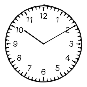 ClockViewDrawing