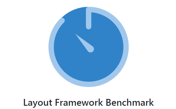 Benchmark the performances of various Swift layout frameworks
