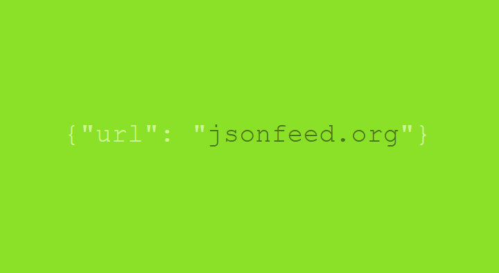 A Swift encoder and decoder for the JSON Feed format
